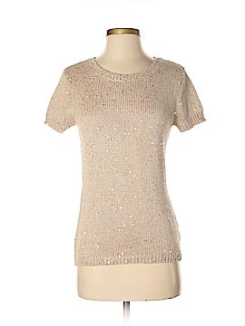 Adrienne Vittadini Short Sleeve Top Size S