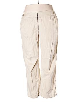 Talbots Khakis Size 18 W (Plus)
