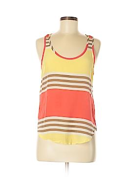 Addison Sleeveless Silk Top Size M