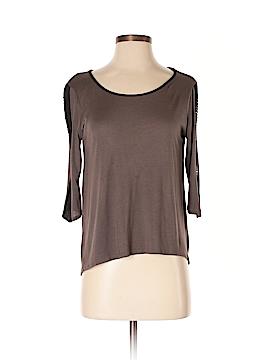 Mezzanine 3/4 Sleeve T-Shirt Size S