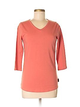 Woolrich 3/4 Sleeve T-Shirt Size S