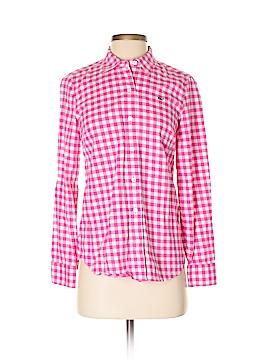 Vineyard Vines Long Sleeve Button-Down Shirt Size 2