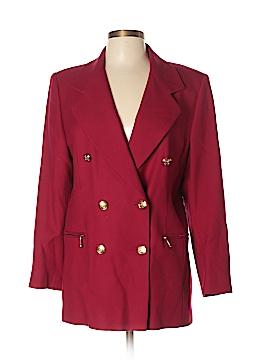 Escada Wool Coat Size 40 (EU)