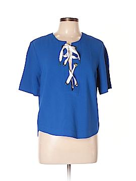 Sandro Short Sleeve Top Size Lg (3)