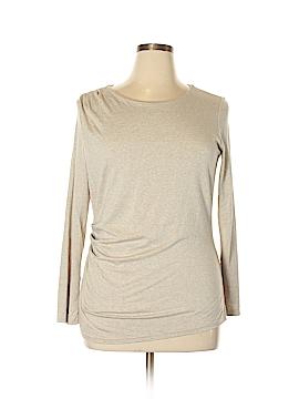 Sara Campbell Long Sleeve T-Shirt Size XL