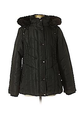 Susan Graver Snow Jacket Size L
