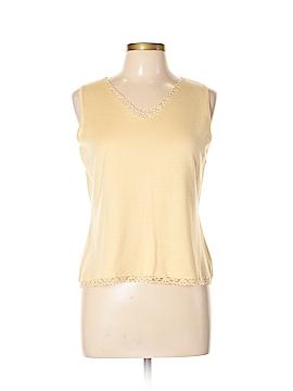 Amanda Smith Sleeveless Top Size M