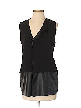 Zara W&B Collection Sleeveless Blouse Size M
