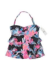 Island Escape Women Swimsuit Top Size 8