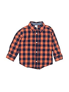 Gymboree Outlet Long Sleeve Button-Down Shirt Size 2T