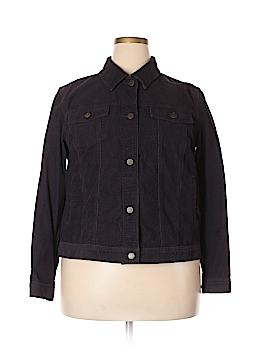 Lauren Jeans Co. Jacket Size 1X (Plus)