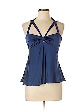 Rebecca Taylor Sleeveless Silk Top Size L