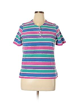 Blair Short Sleeve Blouse Size L
