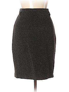 Strenesse Gabriele Strehle Wool Skirt Size 10