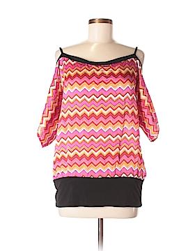 Trixxi 3/4 Sleeve Blouse Size XL