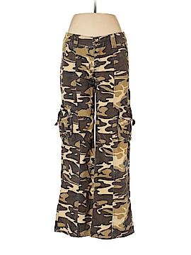 Glo Cargo Pants Size 5
