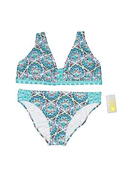 Go Gossip Two Piece Swimsuit Size L