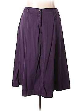 Roaman's Casual Skirt Size 22 (Plus)
