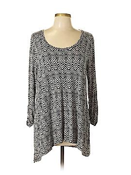 PREMISE 3/4 Sleeve Top Size L