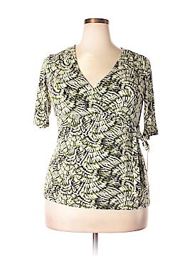 Merona Short Sleeve Blouse Size XL