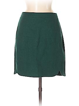 J. Crew Wool Skirt Size 6 (Tall)
