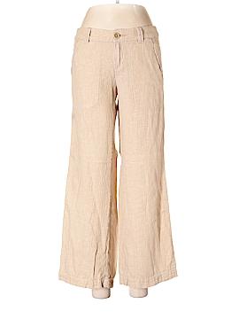 Pilcro and The Letterpress Linen Pants Size 6 (Petite)
