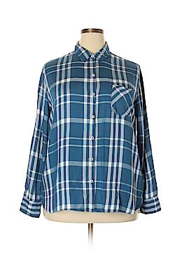 Woolrich Long Sleeve Button-Down Shirt Size XXL