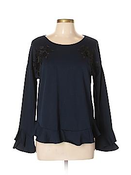 Lauren Conrad Long Sleeve Top Size L