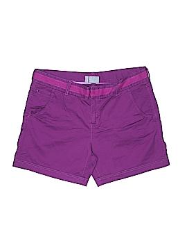Athleta Khaki Shorts Size 16