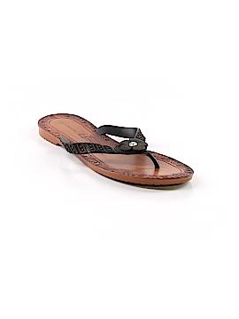 Joe Boxer Flip Flops Size 8