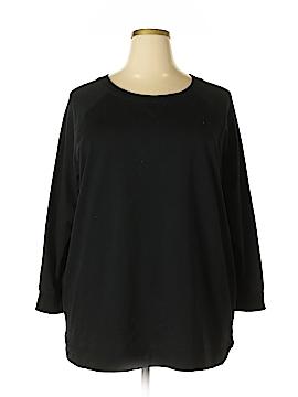 Woman Within Sweatshirt Size 22 (Plus)