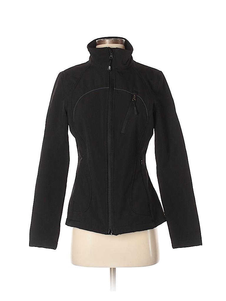 fcda0f3c75d CB Solid Black Jacket Size S - 88% off