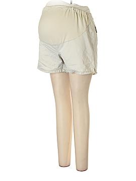 Old Navy Khaki Shorts Size L (Maternity)