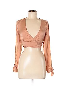 TOBI Long Sleeve Blouse Size XS