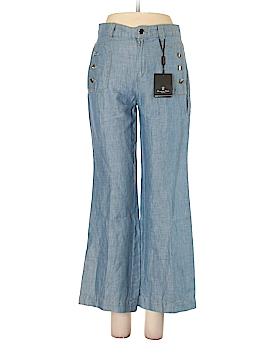 Massimo Dutti Linen Pants Size 2