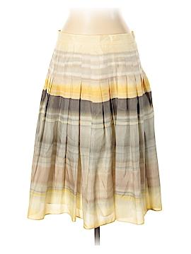 Theory Silk Skirt Size 2