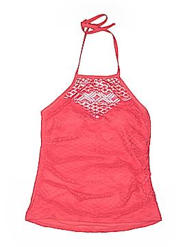 Island Escape Swimsuit Top Size 10