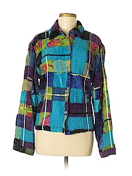 Chico's Design Jacket Size Lg (2)
