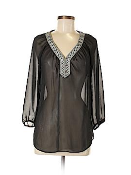 B-Design 3/4 Sleeve Blouse Size M