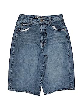 Fubu Denim Shorts Size 12