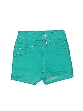 Justice Jeans Denim Shorts Size 10