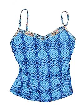 Bleu Rod Beattie Swimsuit Top Size 18 (Plus)