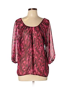 Express 3/4 Sleeve Blouse Size L