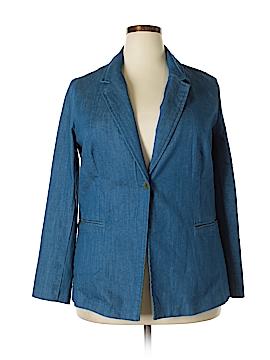 IMAN Blazer Size 1X (Plus)