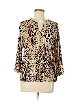 Rafaella 3/4 Sleeve Top Size M