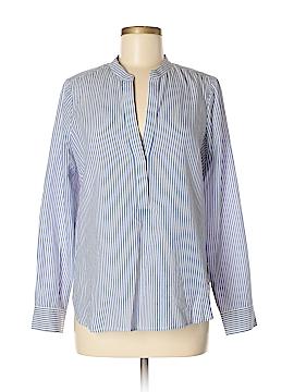 Vince. Long Sleeve Button-Down Shirt Size 8