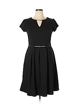 City Chic Casual Dress Size 12 Plus (XS) (Plus)