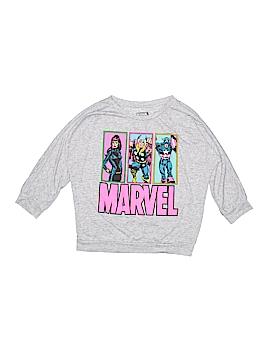 Marvel Sweatshirt Size 9/10