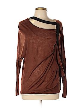 Kaylee Tankus Long Sleeve Top Size M