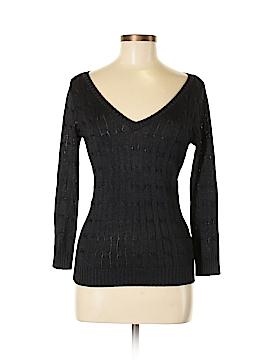 Ralph Lauren Black Label Silk Pullover Sweater Size M
